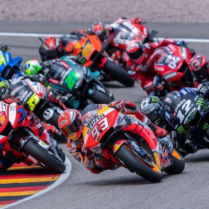 Ergebnisse von MotoGP, Moto2 und Moto3 beim Großen Preis von Spanien (Foto)