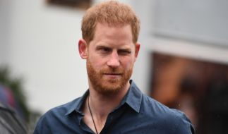 Prinz Harry ist als royaler Hitzkopf bekannt - nicht nur das TV-Interview mit Oprah Winfrey, auch den Megxit könnte Meghan Markles Ehemann inzwischen bereuen. (Foto)