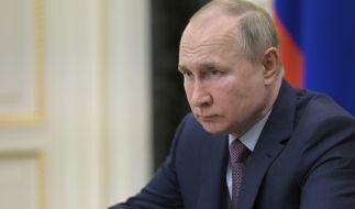 Ist Wladimir Putin jetzt auch für UFO-Sichtungen verantwortlich? (Foto)