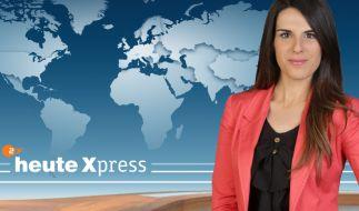 "Pinar Tanrikolu moderiert seit 2015 die Nachrichtensendung ""heute Xpress"". (Foto)"