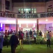 Covid-19-Patienten bei lebendigem Leib verbrannt (Foto)