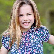 Prinzessin Charlotte von Cambridge an ihrem 6. Geburtstag im Mai 2021.
