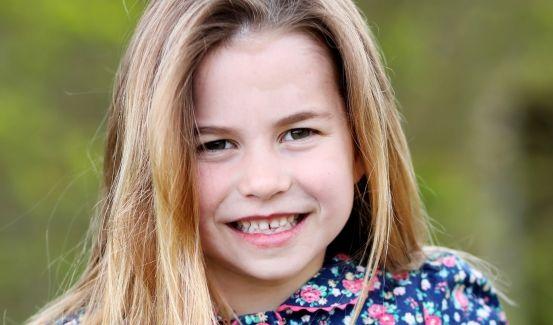 Prinzessin Charlotte von Cambridge an ihrem 6. Geburtstag im Mai 2021. (Foto)