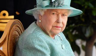 Queen Elizabeth II. dürften die ungebetenen Gäste auf dem royalen Grundstück in Windsor wenig erfreut haben. (Foto)