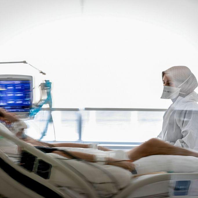 Aufatmen auf den Intensivstationen! Pandemie-Lage stabilisiert sich (Foto)