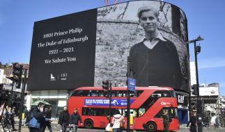 Der verstorbene Prinz Philip soll ein sündhaft teures Denkmal bekommen. (Foto)