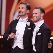 Nach Schock-Aus!Nicolas Puschmann feiert Tanz-Comeback (Foto)