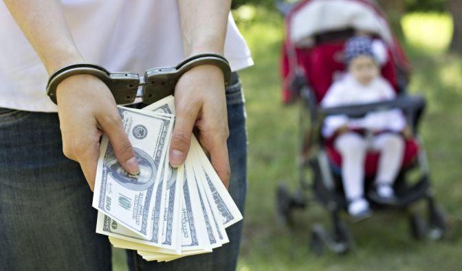 Verdacht auf Menschenhandel