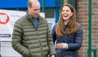 Kate Middleton und Prinz William sind seit zehn Jahren verheiratet. (Foto)