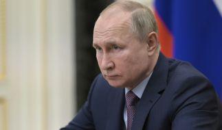 Wladimir Putin könnte weiter aufrüsten. (Foto)