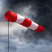Alarmstufe Rot wegen Sturmtief Eugen! Wetterdienst warnt vor Orkanböen (Foto)
