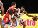 Armani Mailand vs. Bayern Basketball