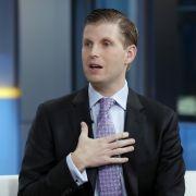 Trump-Sohn schießt gegen Biden und enthüllt Pläne seines Vaters (Foto)