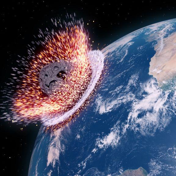 Einschlag in Europa! Nasa simuliert Asteroiden-Katastrophe (Foto)