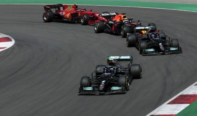 Formel 1 2021 GP von Spanien - Ergebnisse aktuell