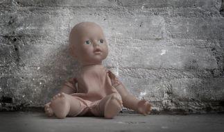 In Indien haben Eltern ihr Baby ausgesetzt, weil es mit dem Coronavirus infiziert war. (Foto)