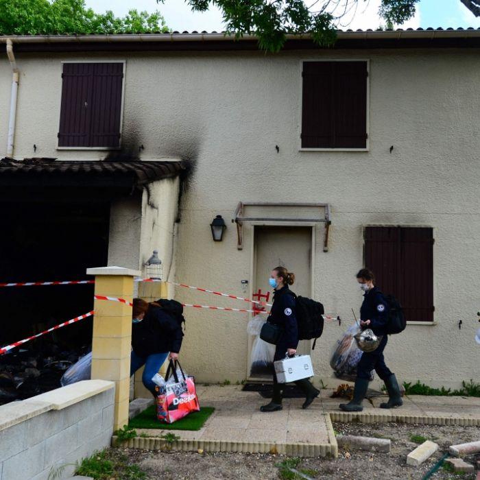 Horror-Verbrechen! Frau angeschossen und angezündet - tot! (Foto)
