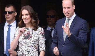 Prinz William und Herzogin Kate überraschten ihre Fans nun mit einem neuen YouTube-Kanal. (Foto)