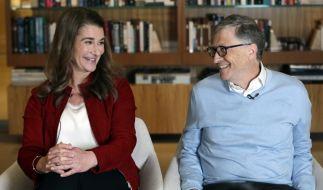 Melinda und Bill Gates lassen sich scheiden. (Foto)