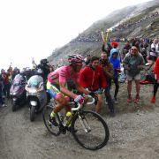 10. Giro-Etappe: Sagan lässt deutsches Bora-Team jubeln (Foto)