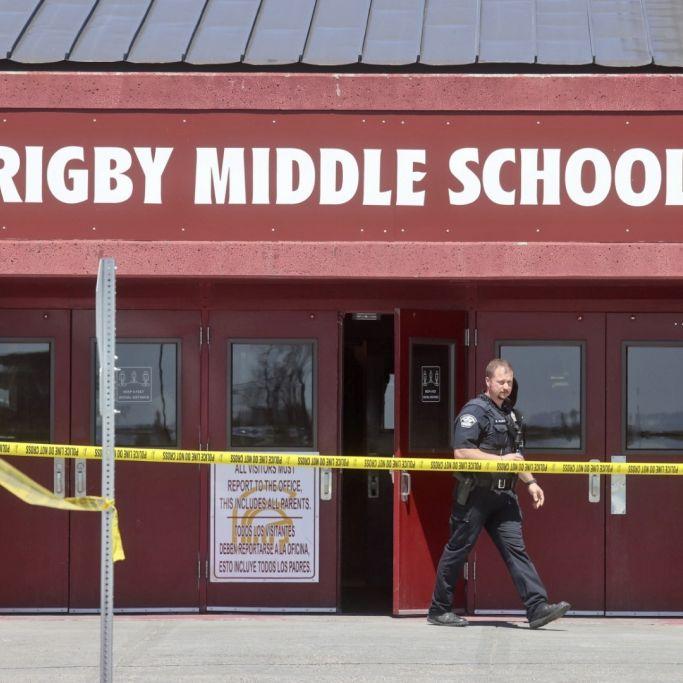 Versuchter Mord in drei Fällen! Sechstklässlerin ballert an Mittelschule um sich (Foto)