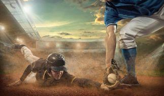 Ein Teenager ist nach einem Zusammenprall beim Baseball verstorben. (Foto)