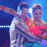 "Au backe! ""Let's Dance""-Favoritin kämpft gegen Po-Blessuren (Foto)"
