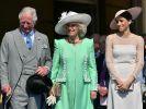 Meghan Markle, Herzogin Camilla und Co.