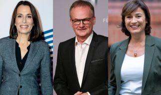 Die Polittalker Anne Will, Frank Plasberg und Sandra Maischberger machen im Sommer 2021 eine TV-Pause. (Foto)