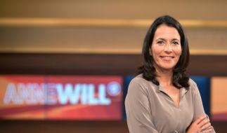 Am 6. Juni diskutiert Anne Will wieder mit ihren Gästen über aktuelle Themen. (Foto)
