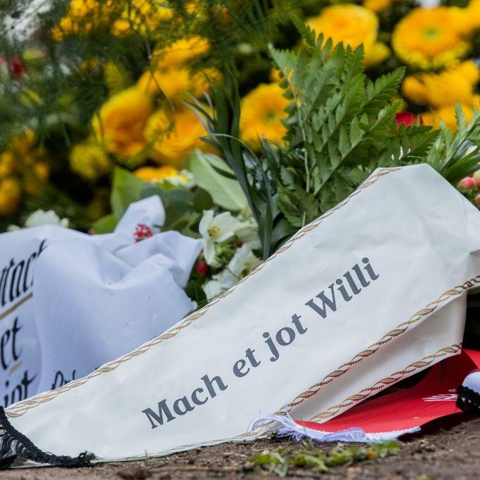 Familienkrieg auf dem Friedhof! Tochter Alessia rechnet mit Witwe ab (Foto)