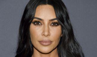 Kim Kardashian zeigte ihre Traumkurven auf Instagram. (Foto)