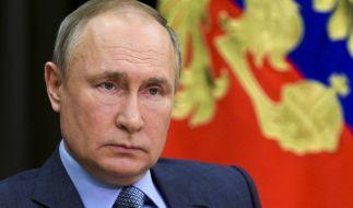 Putin will das Militär massiv aufrüsten. (Foto)