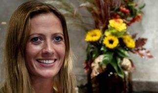 Bäuerin Denise Munding lässt bei Instagram die Hüllen fallen. (Foto)