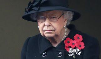 Königin Elizabeth II. muss ihre Queen's Speech 2021 ohne ihren verstorbenen Ehemann Prinz Philip halten. (Foto)