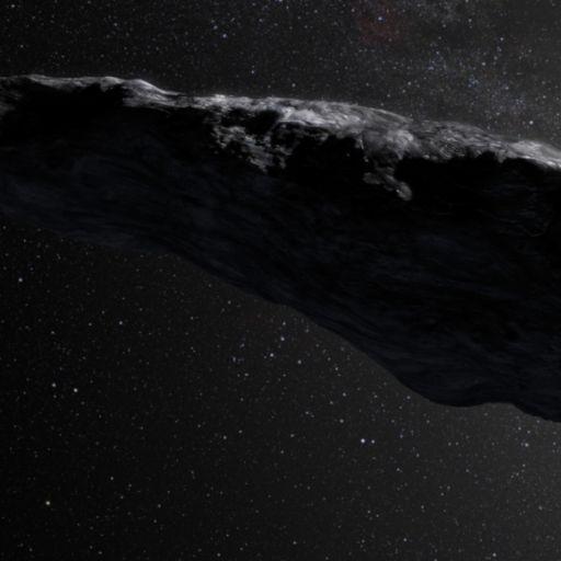 Weltraum-Brocken kann laut Astro-Professor Alien-Relikt sein (Foto)