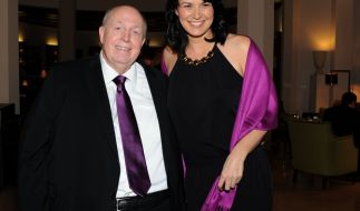Reiner Calmund mit seiner Ehefrau Sylvia Calmund. (Foto)