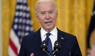 Joe Bidens Reformpläne stießen auf heftigen Widerstand. (Foto)