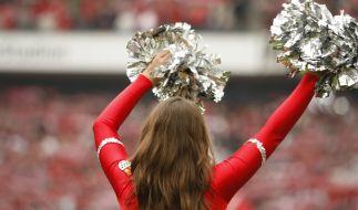In den USA wurde eine 13-jährige Cheerleaderin offenbar von einem Mitschüler ermordet. (Foto)