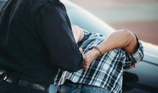 Nach dem Mord an der 45-jährigen Maria Rawlings konnte die Polizei einen Tatverdächtigen festnehmen (Symbolbild). (Foto)