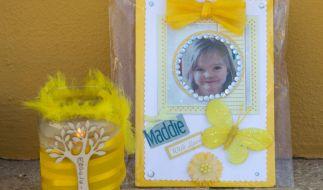 Seit Mai 2007 fehlt von Maddie McCann jede Spur. Das knapp vierjährige Mädchen verschwand aus einer Ferienanlage in Portugal spurlos. (Foto)