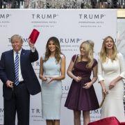 Techtelmechtel mit Bodyguards! Schwere Vorwürfe gegen Vanessa Trump und Co. (Foto)
