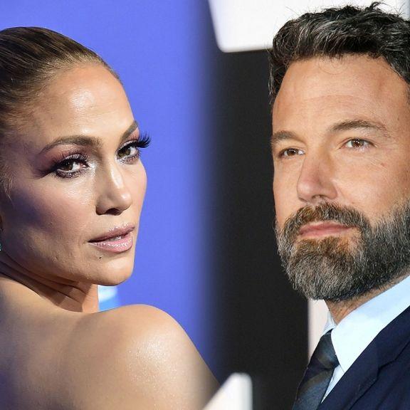 DieLiebesgeschichte von Jennifer Lopez und Ben Affleck (Foto)