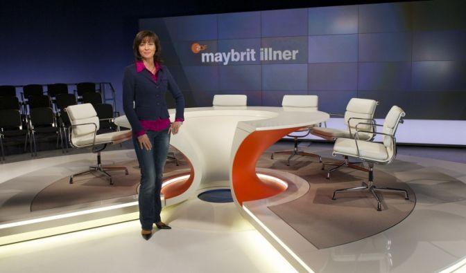"""Maybrit Illner"" am 13.05.2021"