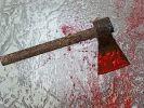 Der Mörder soll sein Opfer mit einer Axt getötet haben. (Foto)