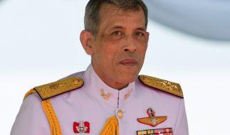 Wie geht es Maha Vajiralongkorn, König von Thailand, wirklich? (Foto)