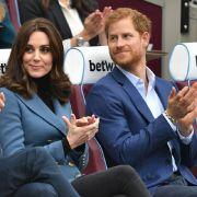 Das tut weh! Jetzt stichelt auch noch Prinz Harry öffentlich gegen sie (Foto)