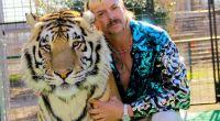 Tiger King, der Country- und Westernsänger Joe Exotic, soll an Krebs erkrankt sein. (Foto)