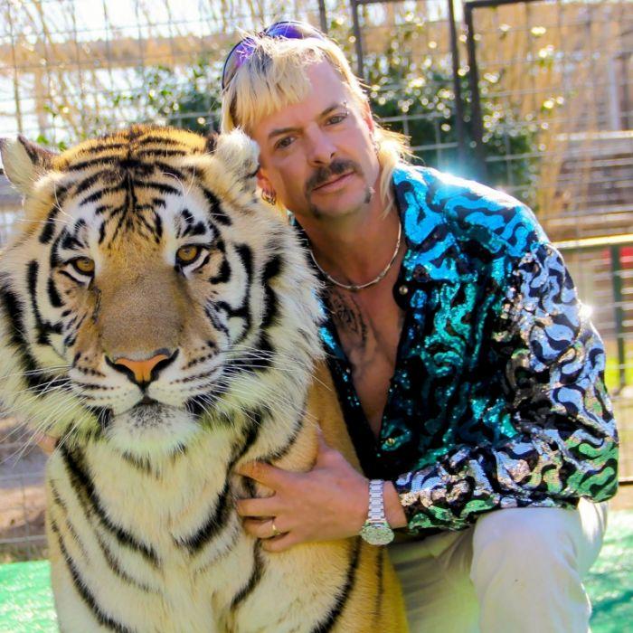 """""""Mein Körper ist müde""""! """"Tiger King""""-Star offenbart Krebs-Schock (Foto)"""