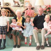 So sehr leiden die Mini-Royals nach dem Tod von Prinz Philip (Foto)